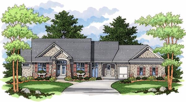 House Plan 42012