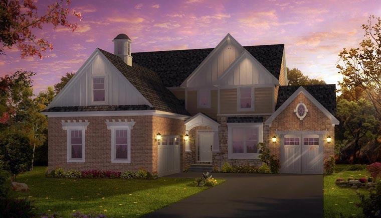 House Plan 42812