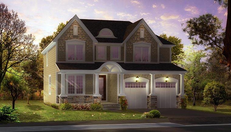House Plan 42836