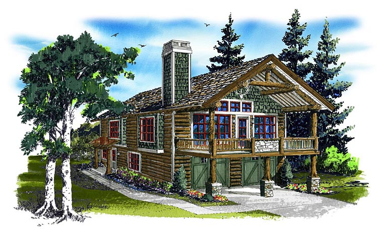House Plan 43209