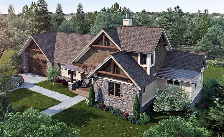 House Plan 43235