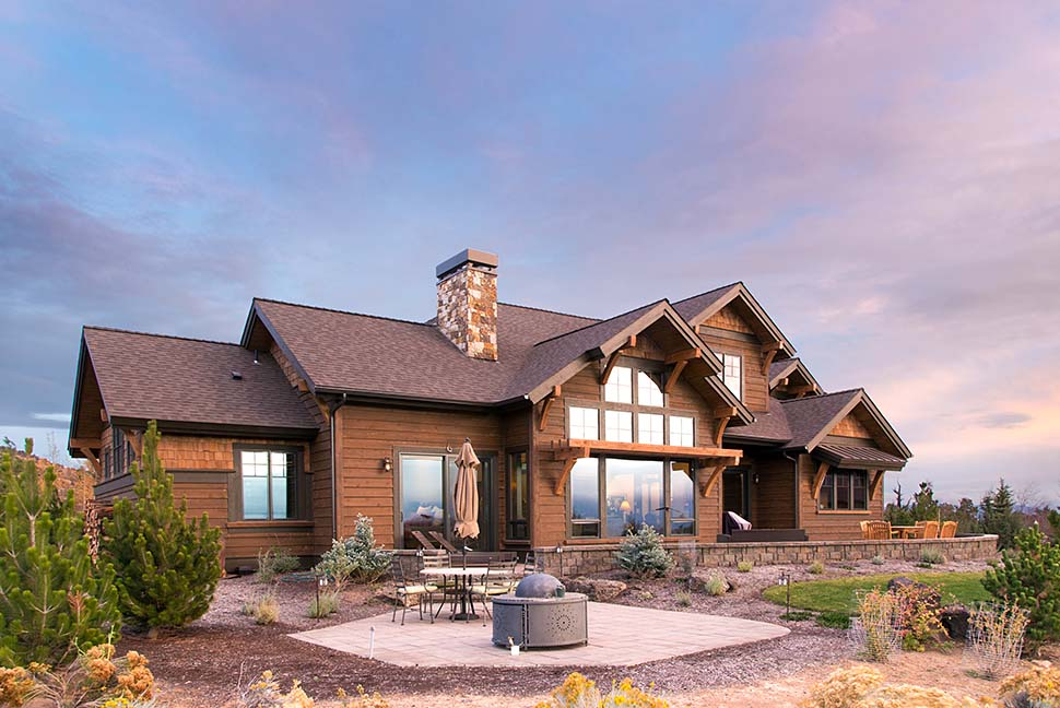 Country, Craftsman House Plan 43301 with 3 Beds, 5 Baths, 3 Car Garage Picture 1