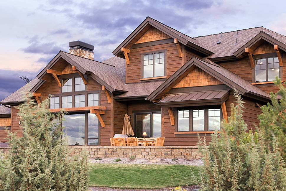 Country, Craftsman House Plan 43301 with 3 Beds, 5 Baths, 3 Car Garage Picture 3