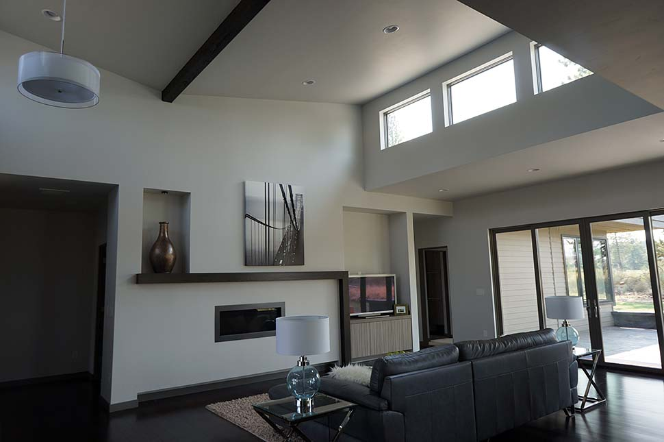 Contemporary, Modern House Plan 43315 with 5 Beds, 4 Baths, 2 Car Garage Picture 15