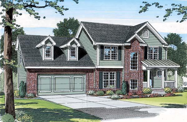 House Plan 44004