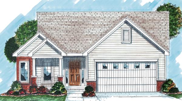 House Plan 44035