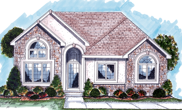 House Plan 44036