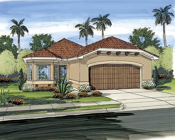 House Plan 44090