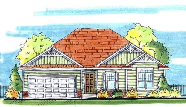 House Plan 44112