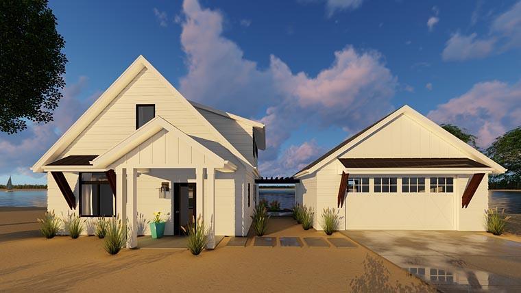 House Plan 44181