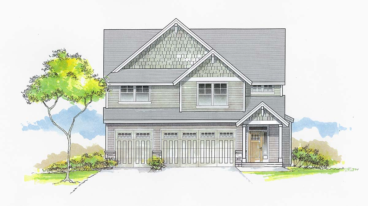 House Plan 44404