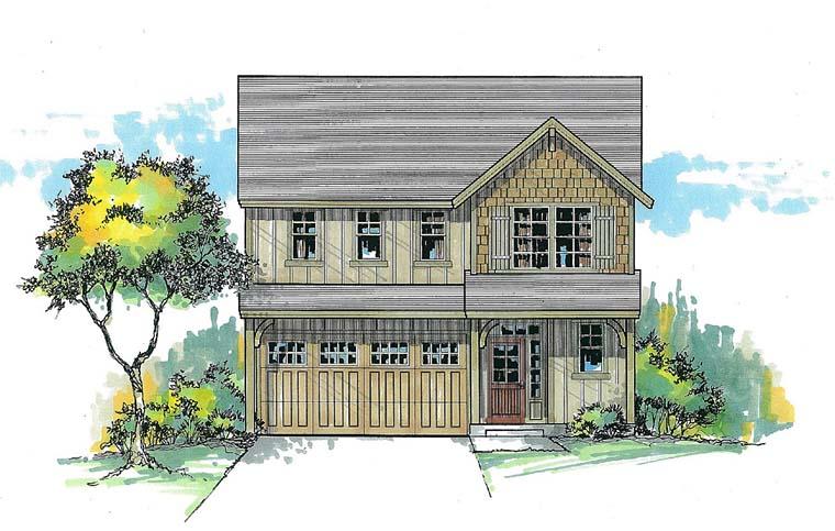 House Plan 44504