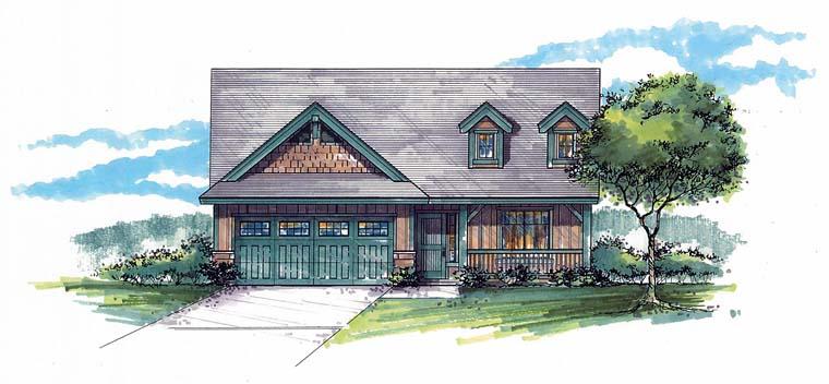 House Plan 44510