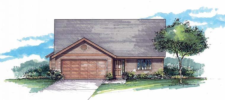 House Plan 44511
