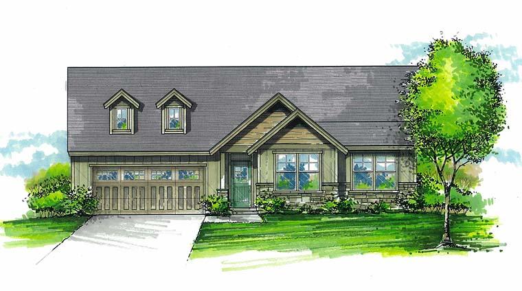 House Plan 44513