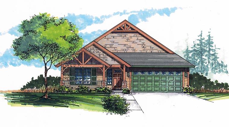 House Plan 44609