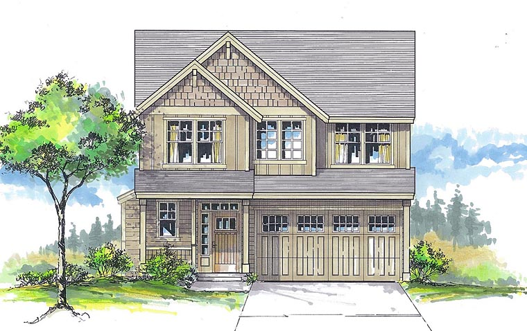House Plan 44640