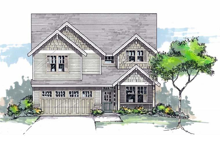 House Plan 44678