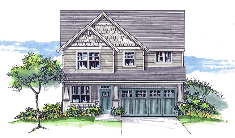 House Plan 44694