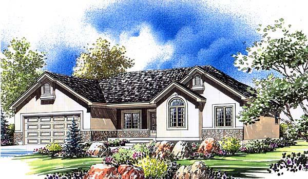 House Plan 44805