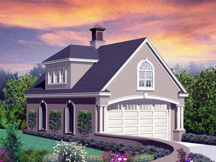 Garage Plan 44900