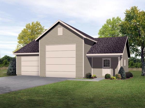 Garage Plan 45116