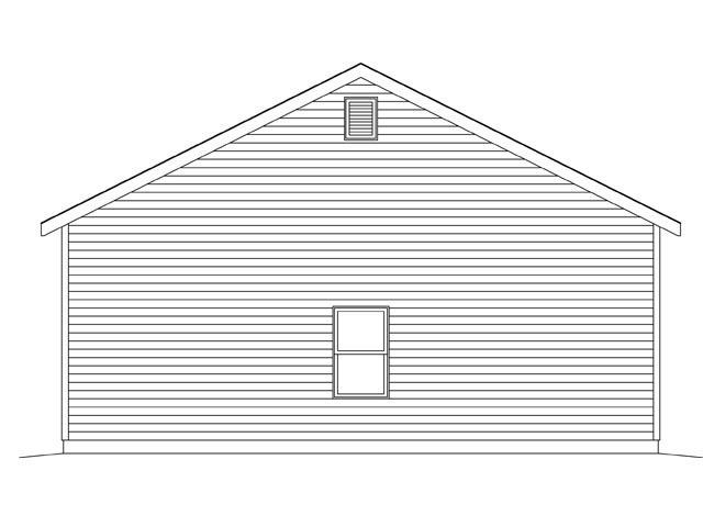 3 Car Garage Plan 45146 Picture 2