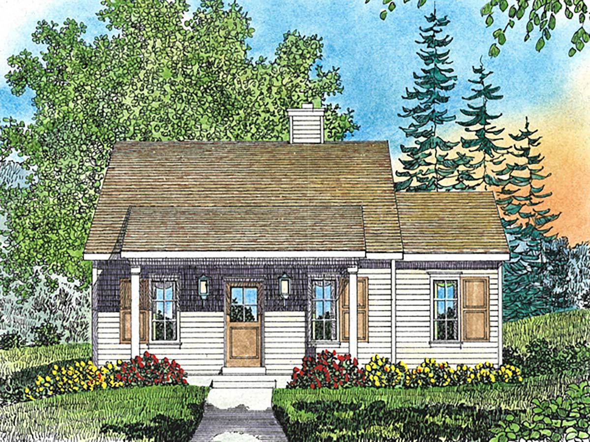 House Plan 45164