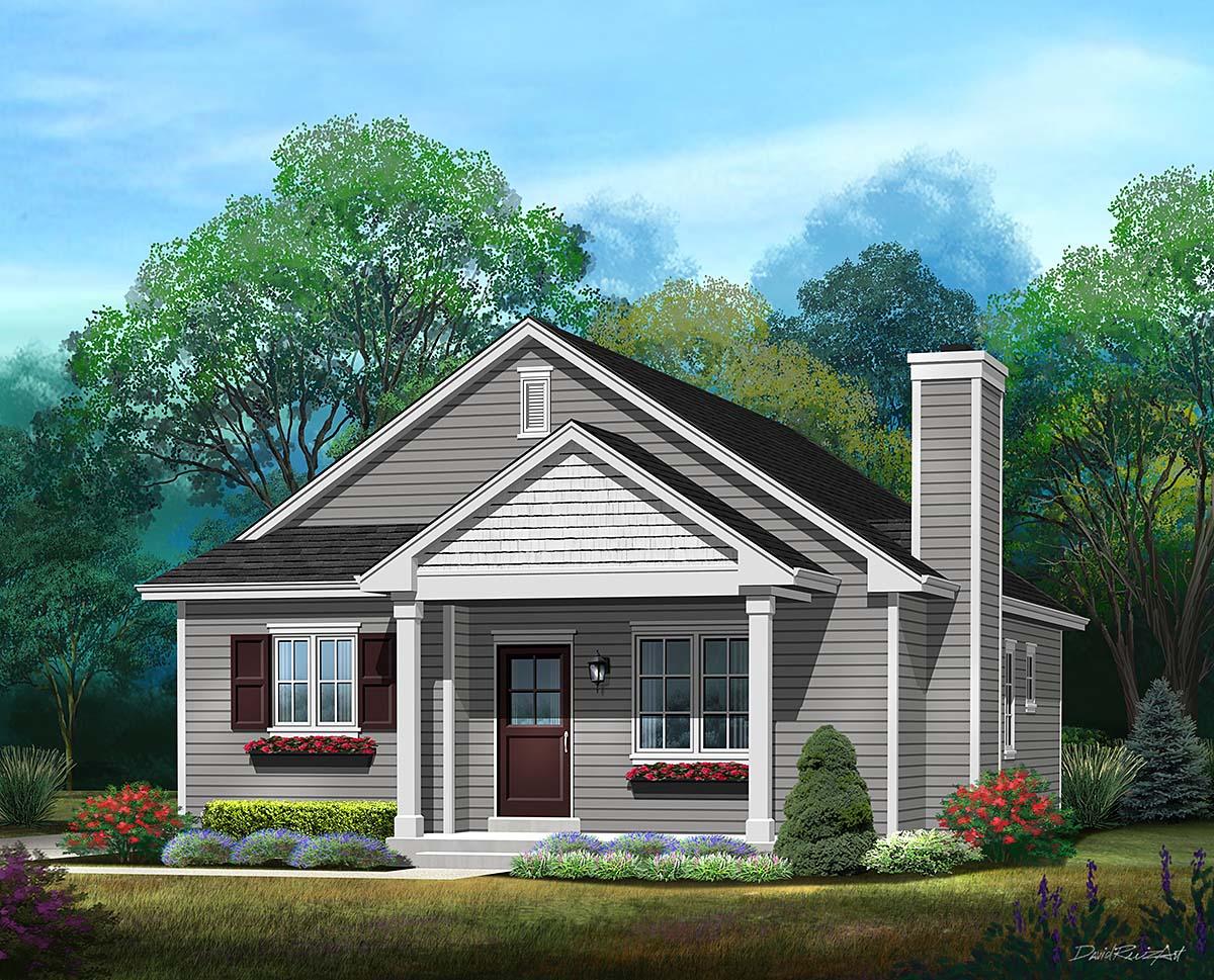 House Plan 45177