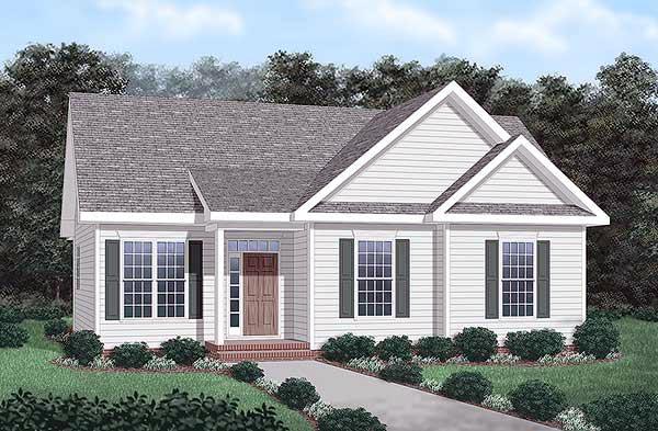 House Plan 45263