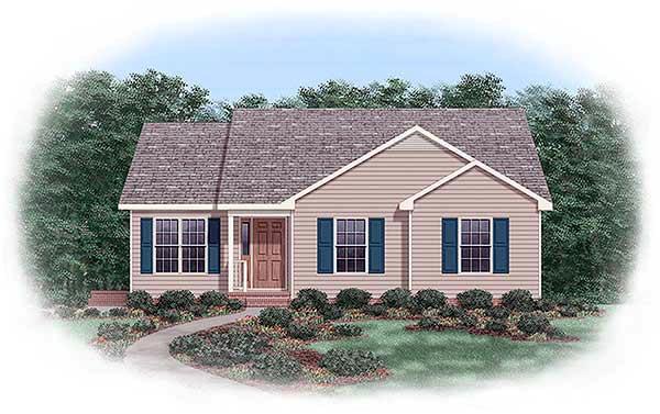 House Plan 45268