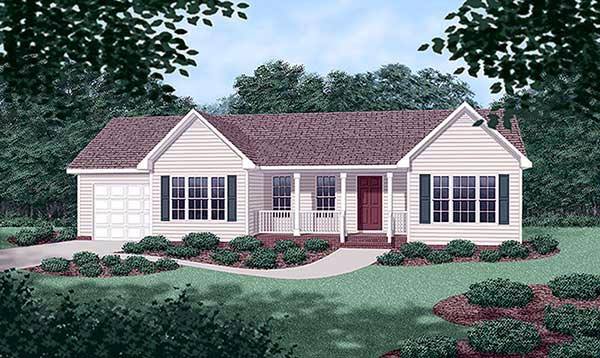 House Plan 45270