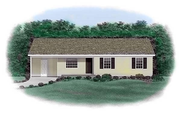 House Plan 45303
