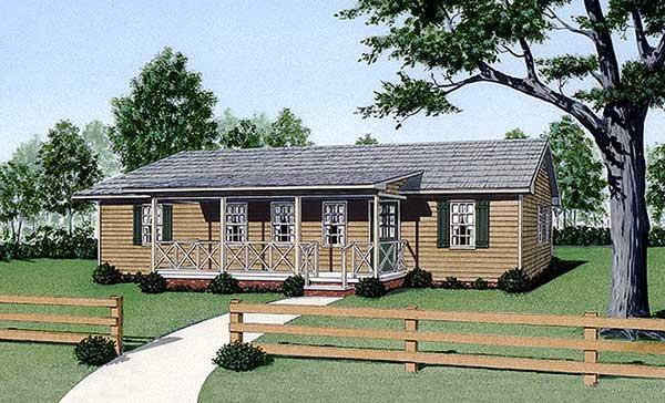 House Plan 45337