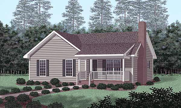 House Plan 45391