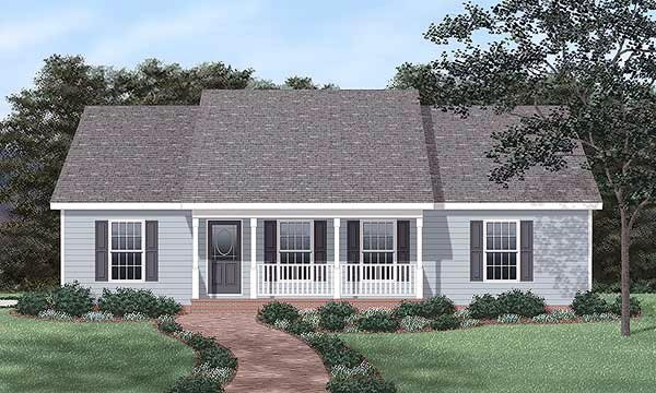 House Plan 45468