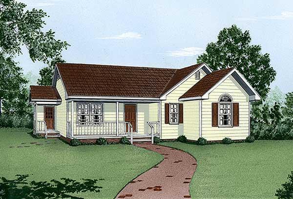 House Plan 45488