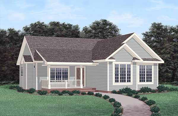 House Plan 45490