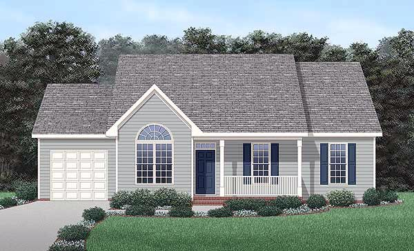 House Plan 45493
