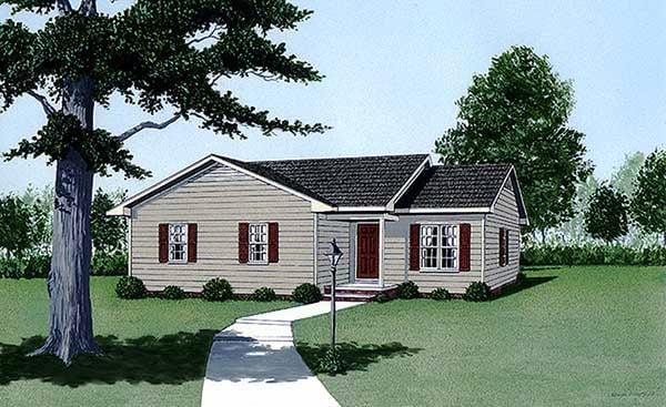House Plan 45495