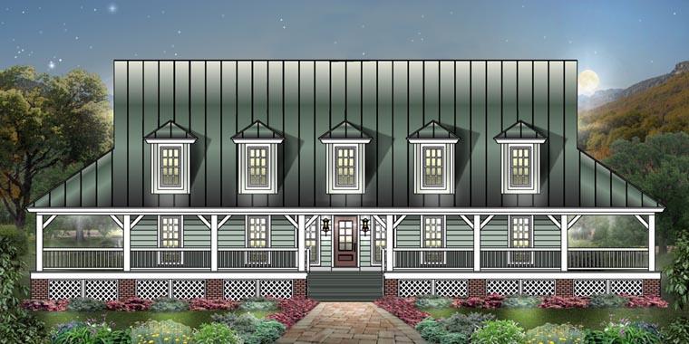 House Plan 45606