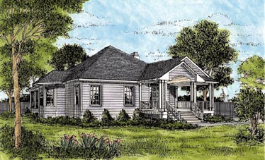House Plan 45624