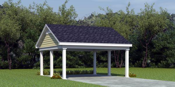 Garage Plan 45770