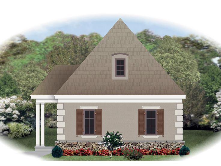 Garage Plan 45796