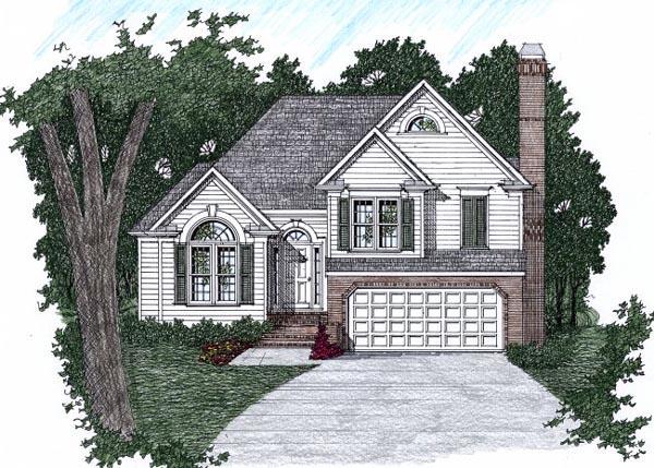 House Plan 45813