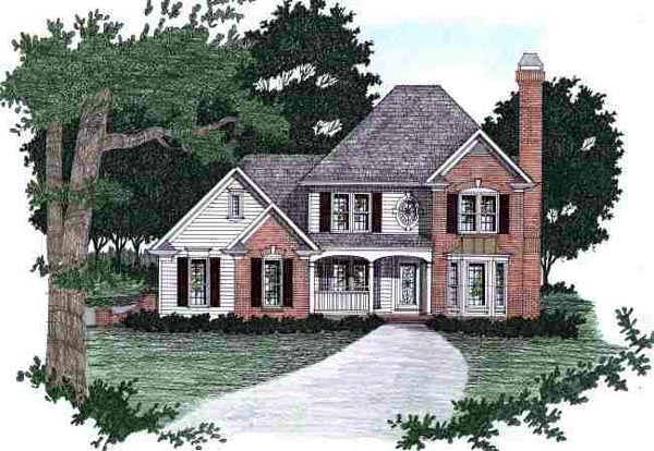 House Plan 45827