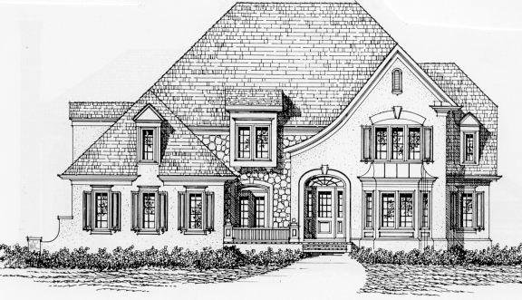 House Plan 45851