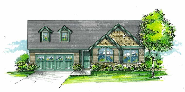House Plan 46271