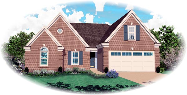 House Plan 46608
