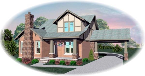 House Plan 46621